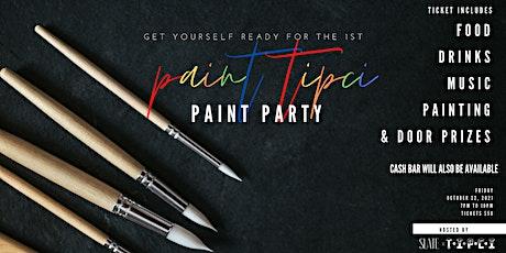 Paint TipCi tickets