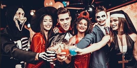 Adult Halloween Party (Cancelled) tickets