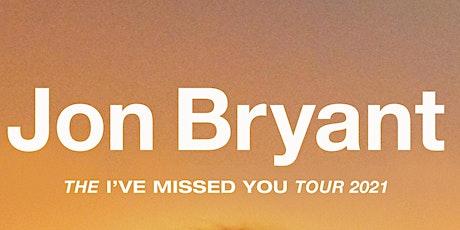Jon Bryant tickets