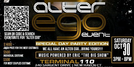 The 5th Annual Alter Ego Event tickets