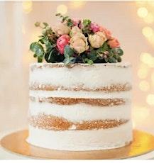 Cake Decorating Basics- Naked Cake and Buttercream flowers tickets