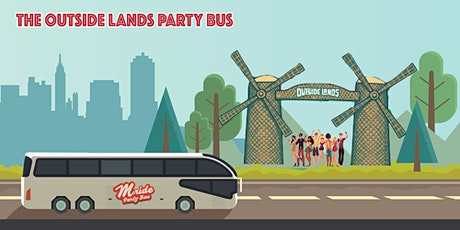 Outside Lands Shuttle Bus (MILL VALLEY PICKUP) tickets