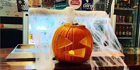 Halloween @ The Zone Bar tickets