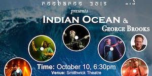 Indian Ocean & George Brooks: Live! - Roobaroo 2015