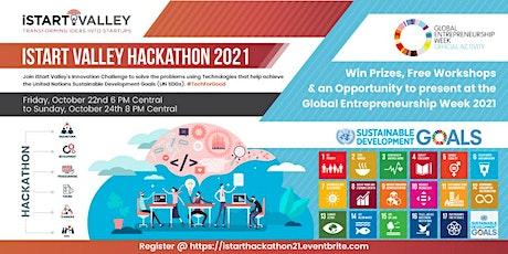 iStart Valley Hackathon 2021 tickets