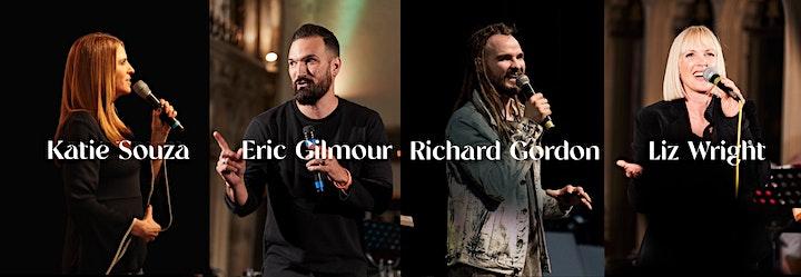 Seek 21 // Katie Souza, Eric Gilmour, Liz Wright & More... image