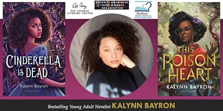 Kalynn  Bayron, Author of This Poison Heart - At the Bluffton Book Festival tickets