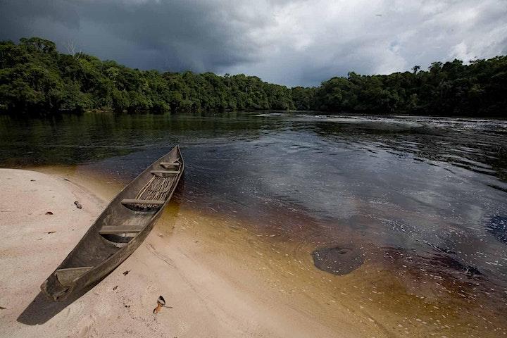 "Wade Davis presentation ""Magdalena: River of Dreams - A Story of Colombia"" image"