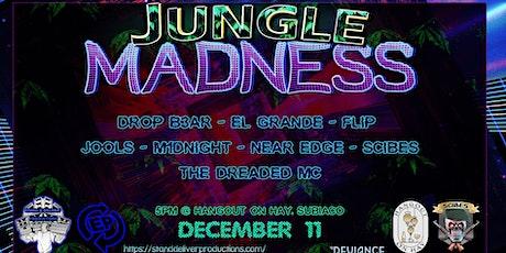 Jungle Madness tickets