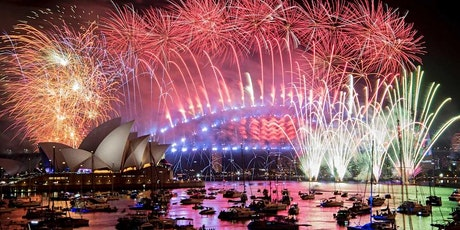 New Years Eve Fireworks - Double Boat Party - Best Views with Entertainment tickets