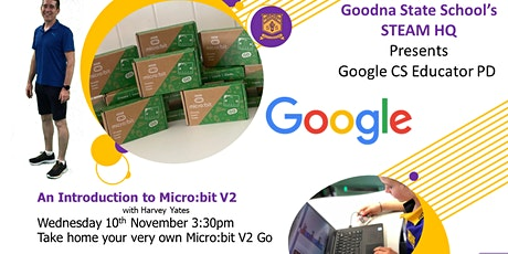 An Introduction to Micro:bit V2 tickets