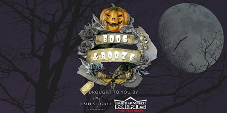 Boos & Booze 1st Annual Halloween Bash tickets