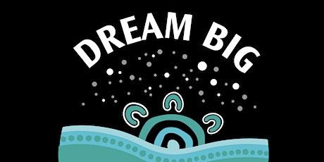Dream Big Masterclass 30.10.21 tickets