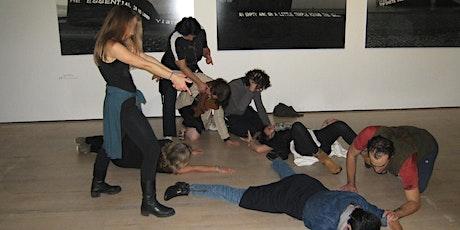 Corpo a corpo (workshop per famiglie con bambini 6 - 12 anni) biglietti