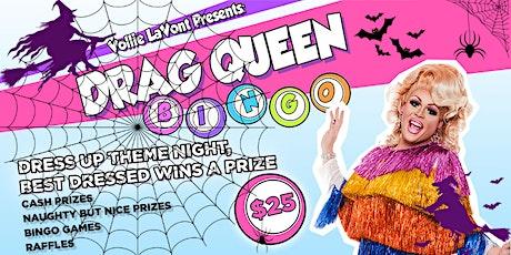 DRAG QUEEN BINGO Meets Halloween – DRAGOWEEN! tickets