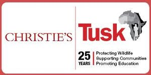 Christie's Lecture in aid of Tusk Trust with Don...