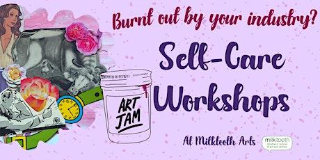 Art Jam WA - Self Care Workshops tickets