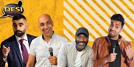 Desi Central Comedy Show - Leeds tickets