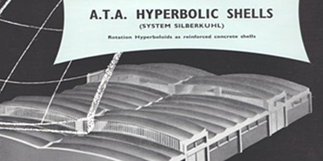 AGM and Technical Talk: Precast Concrete Hyperbolic Paraboloid Roof Shells tickets