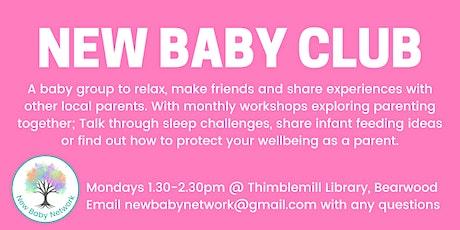 New Baby Club - Bearwood tickets