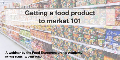 Getting a food product to market 101 tickets