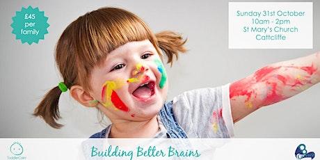 ToddlerCalm Building Better Brain tickets