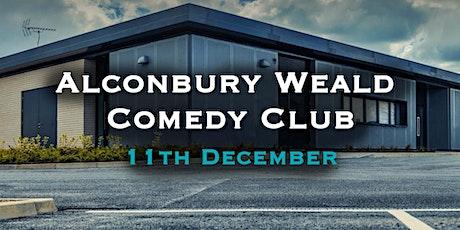 Alconbury Weald Comedy Club tickets