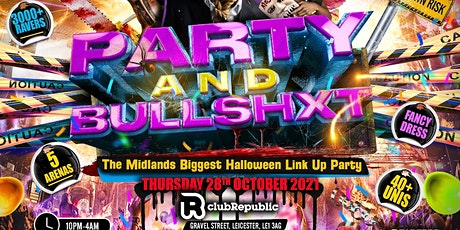 Party and Bullshxt tickets