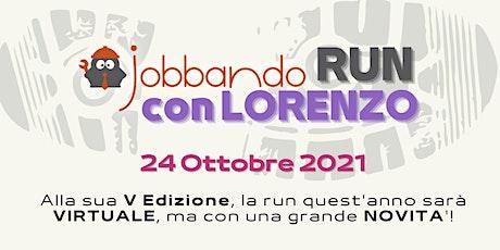 Jobbando Run con Lorenzo - Fuori Firenze biglietti