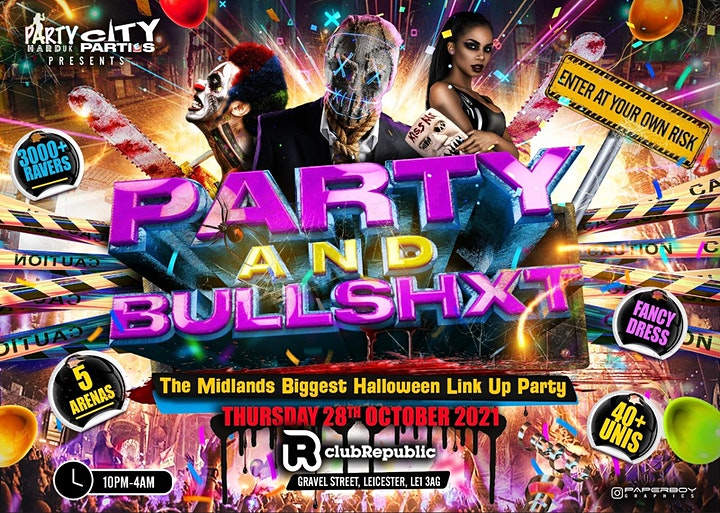 Party and Bullshxt image