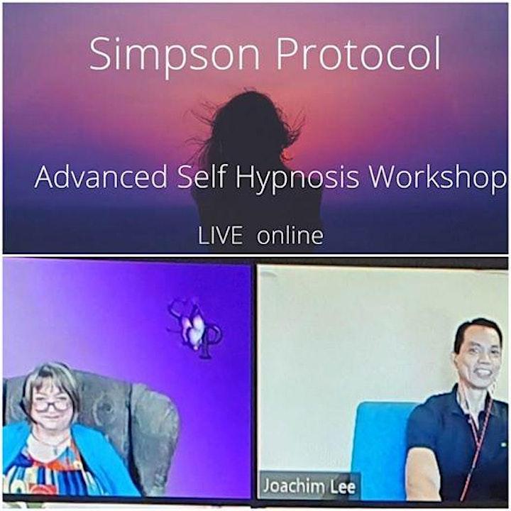 Advanced Self Hypnosis Workshop - Simpson Protocol image