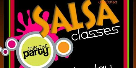 Walsall beginners Salsa Classes tickets