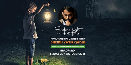 Finding Light in Dark Times - Bradford tickets