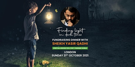 Finding Light in Dark Times - London tickets
