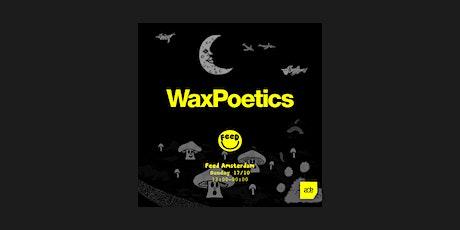 Feed ADE Sunday meets Wax Poetics tickets