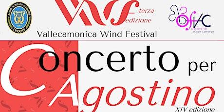 Evento#7 - Concerto per Agostino - XIV edizione biglietti