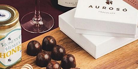 Honeys of Henley & Auroso Chocolate tasting evening tickets