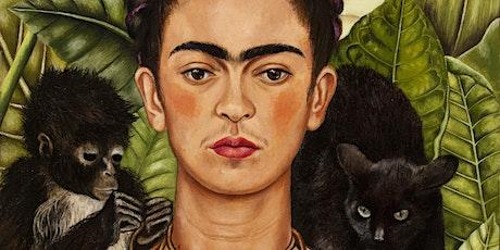 Frida Kahlo: haar levens, haar liefdes, haar kunst tickets