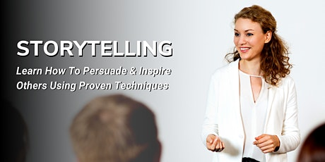 Business Storytelling - Live Online Class tickets
