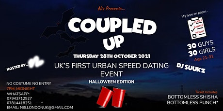 COUPLED UP tickets