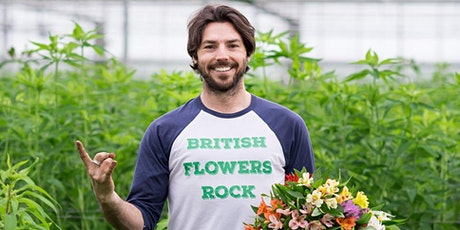 BHOGG Event: British Flowers Rock talk by Ben Cross tickets