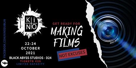 KinoD Filmmaking Kabaret 2021 tickets