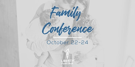 Family Conference tickets