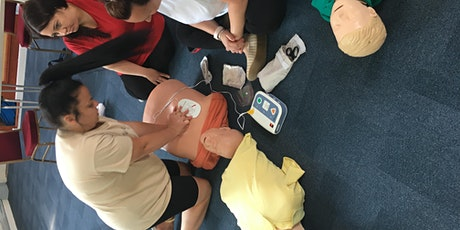 Emergency First Aid course tickets