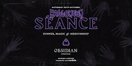 Halloween Séance tickets