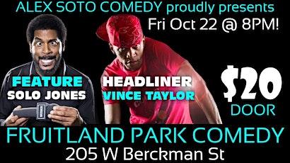 Fruitland Park Comedy LIVE! tickets
