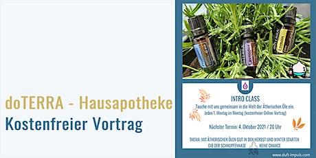 INTRO CLASS - Ätherischen Öle - natürliche Lösungen im Alltag Tickets