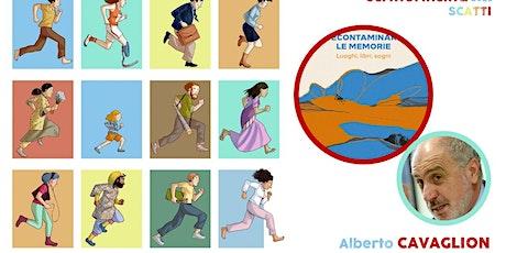 Il confine della Memoria > Alberto Cavaglion (SECONDARIA 2^ GRADO) biglietti