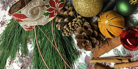 Christmas Wreath Making at Cleeve Village Hall tickets