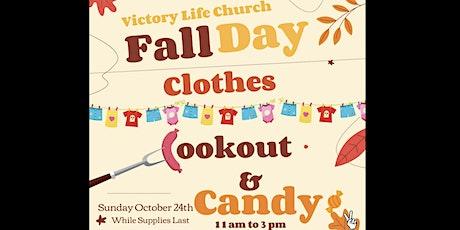 Family Fall Day tickets